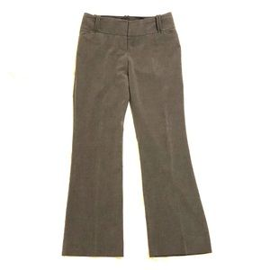 The Limited Gray Cassidy fit pants